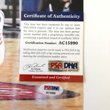 Jrue Holiday signed 11x14 photo PSA/DNA New Orleans Pelicans Autographed