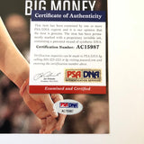 Jeremy Lin signed 11x14 photo PSA/DNA New York Knicks Autographed