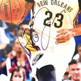 Anthony Davis signed 11x14 photo PSA/DNA New Orleans Pelicans Autographed
