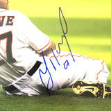 Jose Altuve signed 11x14 photo PSA/DNA Houston Astros Autographed