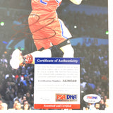 Blake Griffin signed 8x10 photo PSA/DNA Los Angeles Clippers Autographed