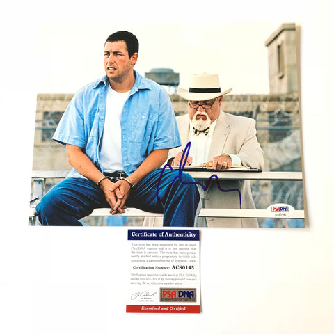 Adam Sandler signed 8x10 photo PSA/DNA Autographed