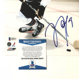 Joe Thornton signed 8x10 photo BAS Beckett San Jose Sharks Autographed