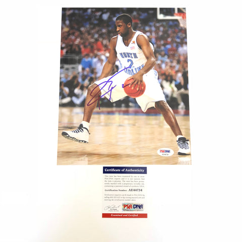 Raymond Felton signed 8x10 photo PSA/DNA North Carolina Tar Heels Autographed