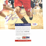 Bradley Beal signed 8x10 photo PSA/DNA Washington Wizards Autographed