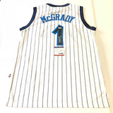 Tracy McGrady signed jersey PSA/DNA Orlando Magic Autographed
