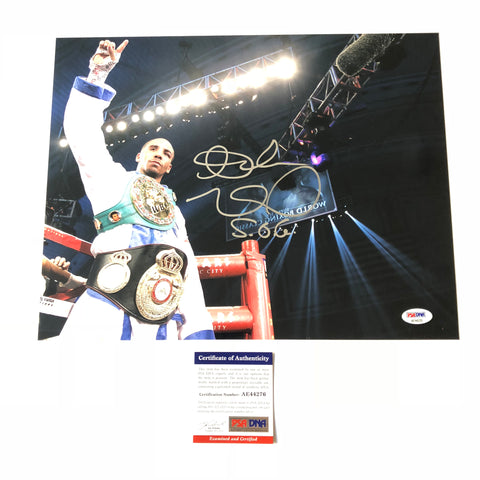 Andre Ward signed 11x14 photo PSA/DNA Boxer Autographed