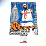 Carmelo Anthony signed 11x14 photo PSA/DNA New York Knicks Autographed