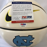 Marvin Williams signed Basketball PSA/DNA North Carolina Tar Heels autographed