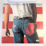 Bruce Springsteen signed Born in the USA LP Vinyl PSA/DNA Album autographed