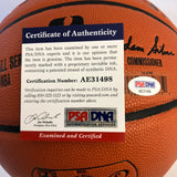 Bill Walton signed Basketball PSA/DNA Portland Trail Blazers autographed inscribed
