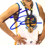 Klay Thompson signed 12x18 photo PSA/DNA Golden State Warriors Autographed