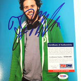 TJ Miller signed 8x10 photo PSA/DNA Silicon Valley Autographed Deadpool