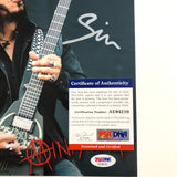 Sin Quirin signed 8x10 photo PSA/DNA Autographed