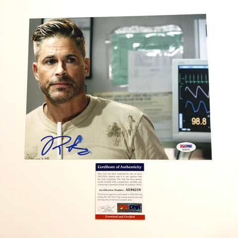 Rob Lowe signed 8x10 photo PSA/DNA Autographed