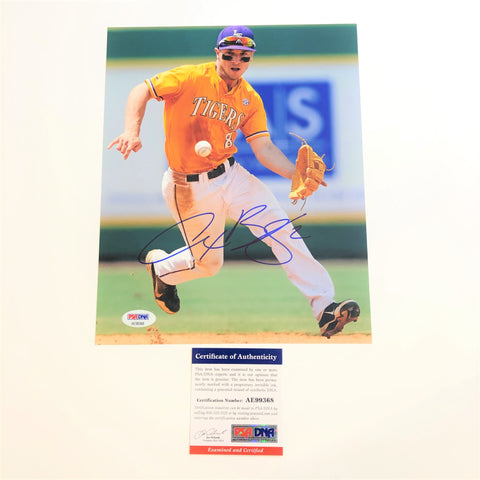 Alex Bregman signed 8x10 photo PSA/DNA Houston Astros Autographed