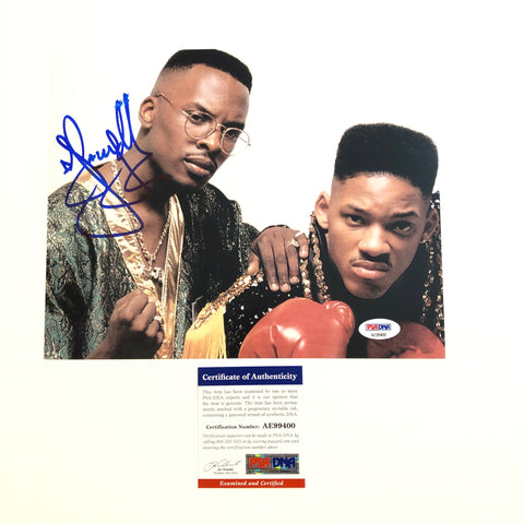 DJ Jazzy Jeff signed 8X10 photo PSA/DNA autographed Fresh Prince
