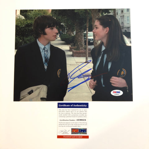 Robert Schwartzman signed 8x10 photo PSA/DNA Autographed The Princes Diaries