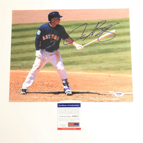 Alex Bregman signed 11x14 photo PSA/DNA Houston Astros Autographed