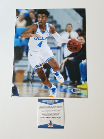 Jaylen Hands signed 8x10 photo BAS Beckett UCLA Bruins Autographed