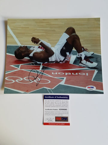 Chris Paul signed 8x10 photo PSA/DNA New Orleans Hornets Autographed