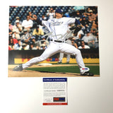 Trevor Hoffman signed 8x10 photo PSA/DNA San Diego Padres Autographed