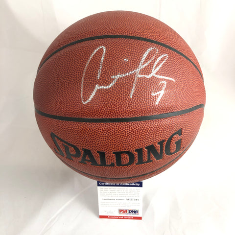 Andre Iguodala signed Basketball PSA/DNA Golden State Warriors autographed