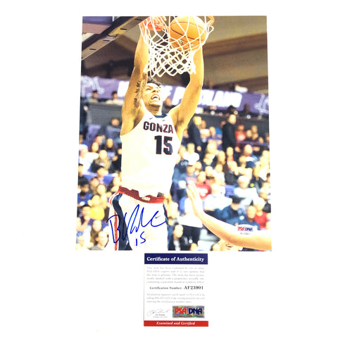 Brandon Clarke signed 8x10 photo PSA/DNA Gonzaga Bulldogs Autographed