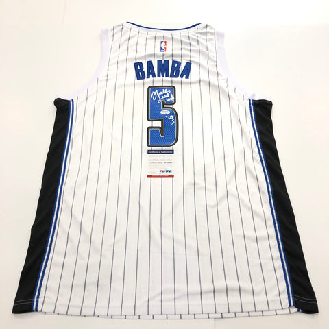 Sheck Wes Mo Bamba signed jersey PSA/DNA Magic Autographed