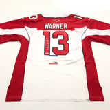 Kurt Warner signed jersey PSA/DNA Arizona Cardinals Autographed