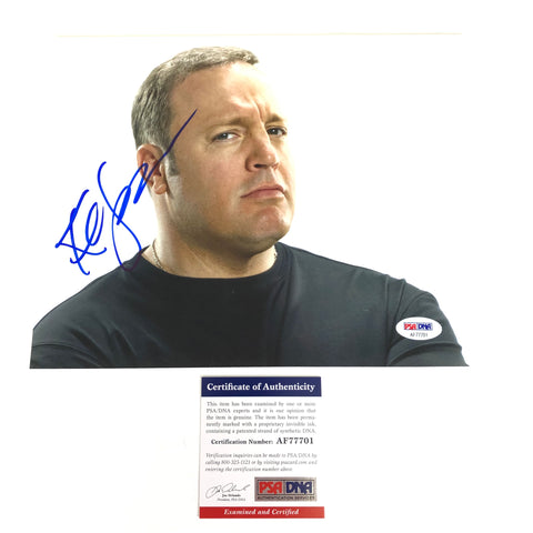 Kevin James signed 8x10 photo PSA/DNA Autographed