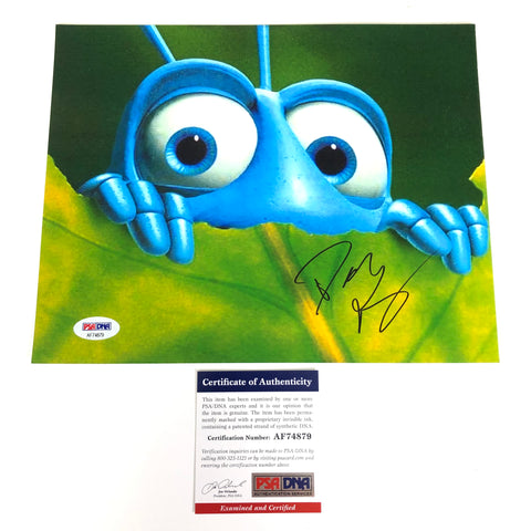 Dave Foley signed 8x10 photo PSA/DNA Autographed A Bug's Life