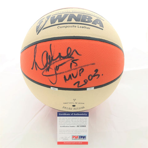 Lauren Jackson Signed WNBA Basketball PSA/DNA Autographed Seattle Storm