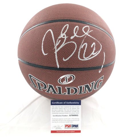 Jimmy Butler Signed Basketball PSA/DNA Miami Heat Autographed