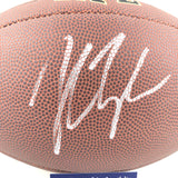 John Lynch Signed Football PSA/DNA Tampa Bay Buccaneers Autographed
