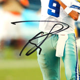 Tony Romo Signed 8x10 Photo PSA/DNA Dallas Cowboys Autographed