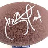 Joe Staley Signed NFL Wilson Football PSA/DNA San Francisco 49ers Autographed