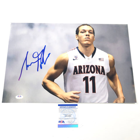 Aaron Gordon signed 12x18 photo PSA/DNA Orlando Magic Autographed Arizona