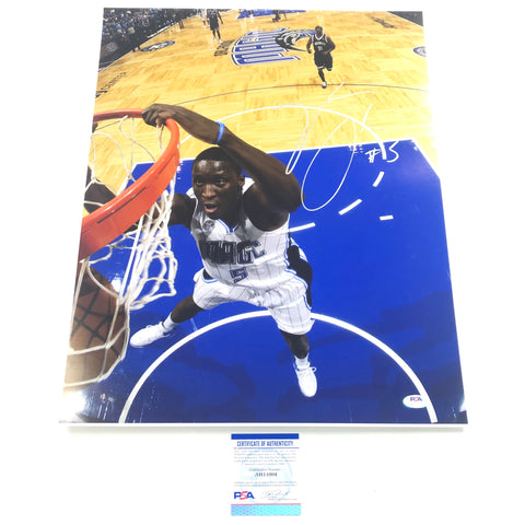 Victor Oladipo Signed 16x20 Photo PSA/DNA Orlando Magic Autographed