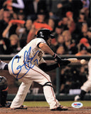 Gregor Blanco signed 8x10 photo PSA/DNA San Francisco Giants Autographed
