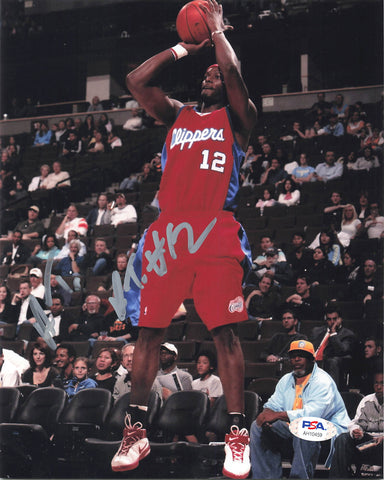 Al Thornton signed 8x10 photo PSA/DNA Los Angeles Clippers Autographed