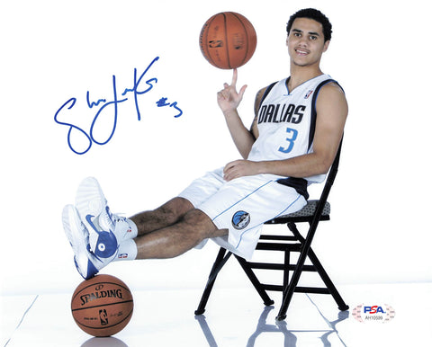 Shane Larkin signed 8x10 photo PSA/DNA Dallas Mavericks Autographed
