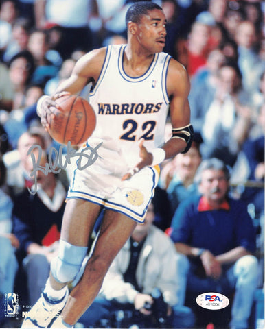 Rod Higgins signed 8x10 photo PSA/DNA Warriors Autographed