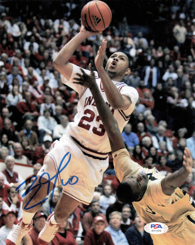 Eric Gordon signed 8x10 photo PSA/DNA Houston Rockets Autographed Indiana