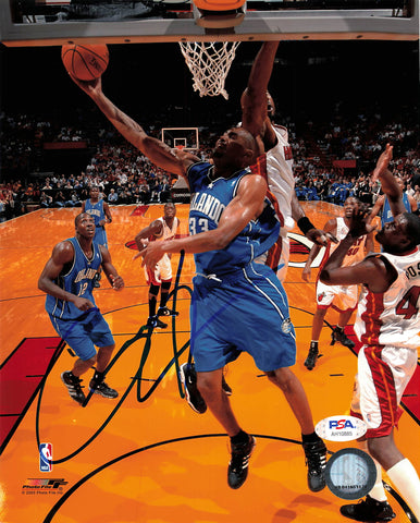 Grant Hill signed 8x10 photo PSA/DNA Orlando Magic Autographed