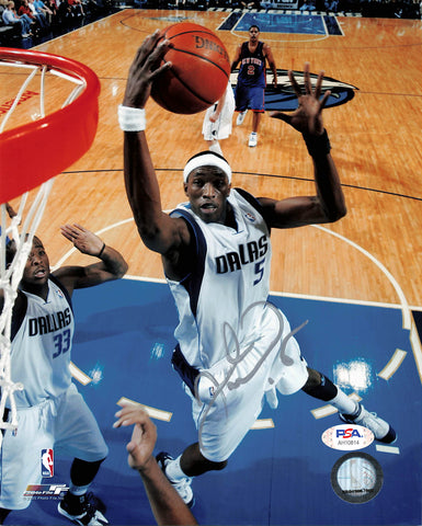 Josh Howard signed 8x10 photo PSA/DNA Dallas Mavericks Autographed
