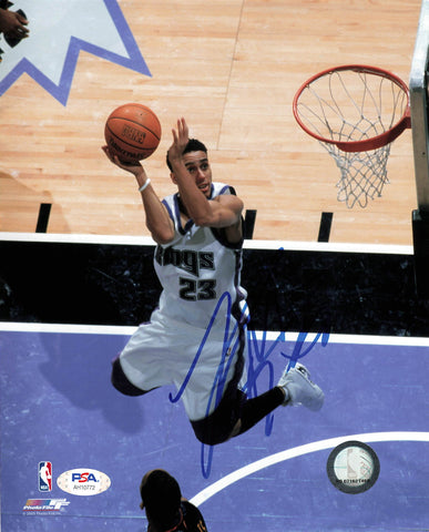 Kevin Martin signed 8x10 photo PSA/DNA Sacramento Kings Autographed