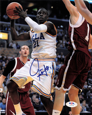 Jrue Holiday signed 8x10 photo PSA/DNA UCLA Bruins Autographed Pelicans