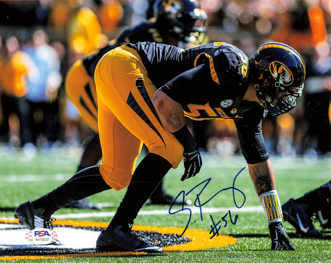 Shane Ray signed 8x10 photo PSA/DNA Mizzou Autographed