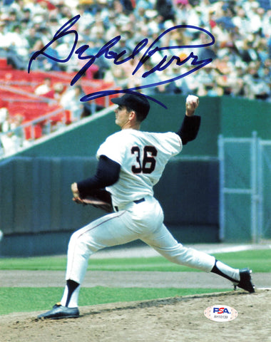 Gaylord Perry signed 8x10 photo PSA/DNA San Francisco Giants Autographed